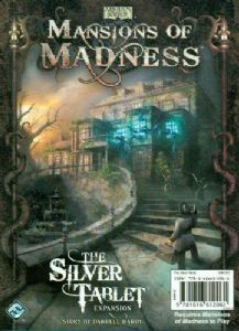 Mansions of Madness : The Silver Tablet